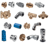Pic: threaded fittings - general accessories