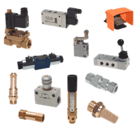 Pic: pneumatic & hydraulic valves